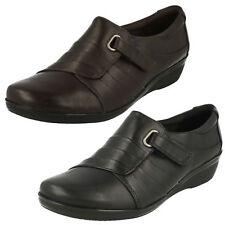 Ladies Clarks Shoes - Everlay Luna