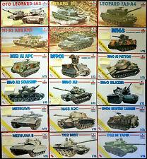 Esci 8069 OTO Leopard 1A2 und andere moderne Panzer / modern Tanks 1:72 Neu