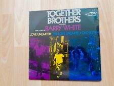 Barry White – Together Brothers ( SEALED original ) lp