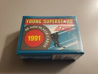 1991 Score NHL Young Superstars Hockey Complete Boxed Set Factory Sealed