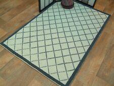 nr 1920 handgewebter Teppich Kelim Kilim Wolle ca 170 x 111 cm NEU Grau Beige