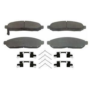 For Nissan Xterra  Frontier  Pathfinder  Suzuki Equator Front Disc Brake Pad Set