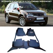 Left Hand Drive! Car Floor Mat Pad 1set For Suzuki Grand Vitara 2006 - 2014