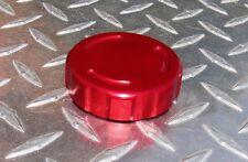 RED Brake Reservoir Cap R1 R6 R7 FZ6 FZ ZX10 ZX9 ZX6 GSXR TLR SV 675 CBR 1000RR