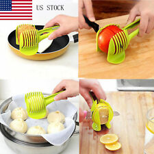 New Vegetable Slicer Cutter Kitchen Gadgets Fruit Cooking Tools Accessories US