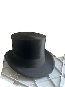 Antique Silk Top Hat Tremel
