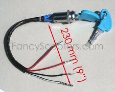 Ignition Start Key 4 wires for Mini Pocket bikes X-1,X-2,X-8