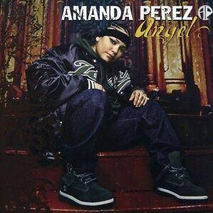 AMANDA PEREZ - ANGEL (NEW AND SEALED CD)