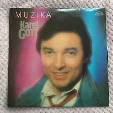 LP - Karel Gott - Muzika - supraphon 11133738 ZA