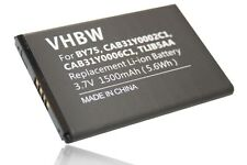 BATTERIE 1500mAh pour ALCATEL One Touch OT-995 Ultra CAB31Y0006C1 / TLIB5AA