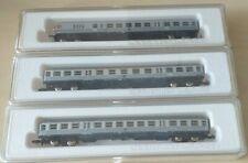 More details for marklin z gauge 8716 8717 8718 intercity coach set, excellent, boxed.