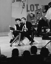 Judy Garland & Mickey Rooney photo - L2735 - The Judy Garland Show - NEW IMAGE