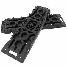 Heavy Duty Off Road Recovery Tracks 4x4 Traction Mats Board Snow Mud Sand Ladder