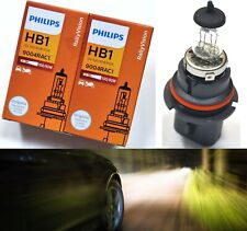 Philips Rally Vision 9004 HB1 100/80W Two Bulbs Headlight Off Road High Low Beam