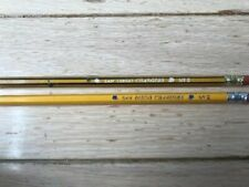 New listing Vintage UNUSED 1970's San Diego Chargers NFL Faber Castell No2 pencils Set of 2