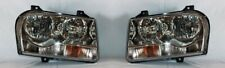 Right and Left Side Replacement Headlight PAIR For 05-07 Chrysler 300 2.7L/3.5L