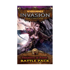Warhammer Invasion The Card Game Fragments Of Power Battle Pack OOP LCG