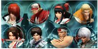NEOGEO Arcade Stick Pro Button Sticker The King of Fighters w/Tracking# NEW