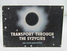 GUY MOTORS WOLVERHAMPTON TRANSPORT THROUGH THE SYZYGIES WW2 1940s TRUCK/BUS INT*
