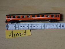 Arnold N   Personenwagen der SBB 1. Klasse  orange  neuwertig  ohne Org-Kt