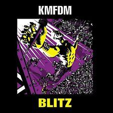 KMFDM Blitz CD 2009