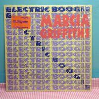"Marcia Griffiths – Electric Boogie, Electric Slide, Mango, 12"" LP Vinyl (1989)"