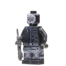 Custom Printed GHOST SOLDIER Lego Minifigure -Genuine Lego -NEW- Call of Duty