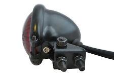 Black E-marked LED Custom Stop Tail light for Kawasaki Cafe Racer & Scrambler