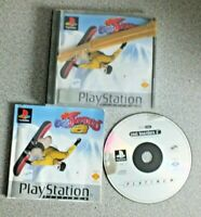Cool Boarders 2 Platinum Sony Playstation 1 PAL PS1 Vintage Snowboarding Game