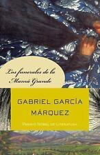 Los funerales de la Mamá Grande (Spanish Edition) by García Márquez, Gabriel