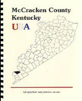 KY~McCRACKEN COUNTY KENTUCKY~PADUCAH~HISTORY/BIOGRAPHY/TRIVIA~BATTLE/PERRIN~WPA