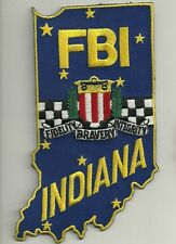 Fbi: indiana indianapolis Police Patch SEK policía Patch (swat S.W.A.T.)