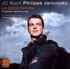 J.c. Bach La Dolce Fiamma - Forgotten Castrato Arias Le Cercle De L Harmo