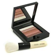 Bobbi Brown Bronze Shimmer Brick Set with Face Blender Brush New & Sealed in Box