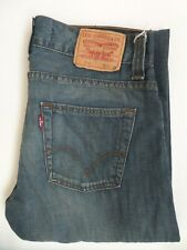 LEVI'S 512 JEANS MEN'S BOOT CUT W32 L32 MID BLUE STRAUSS LEVR928