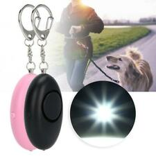 Women Elderly Emergency Safety Alarm Security Alarm Key Chain With Led Light