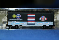 N Scale MTL Micro 40' Standard Box Car Southern Pacific 020 00 027