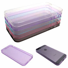 Fundas y carcasas color principal transparente de silicona/goma para teléfonos móviles y PDAs Nokia