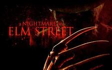 Halloween Nightmare On Elm Street Freddy Krueger Movie Decor Fridge Magnet #3