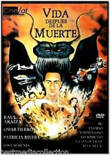 SEALED - Vida Despues De La Muerte DVD RAul Araiza Omar Fierro BRAND NEW
