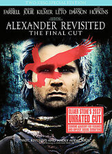 Alexander Revisited: Final Cut (DVD, 2007, 2-Disc Set) SlipCover NOT included