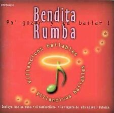 FREE US SHIP. on ANY 2 CDs! ~LikeNew CD Bendita Rumba: Pa Gozar Y Pa Bailar