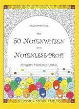 Alexandra FINK Mit 50 Notenwitzen zum Notenlese-Profi Rätsel Violin-Schlüssel