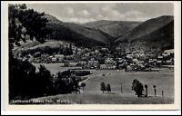 Stempel Tabarz auf AK Thüringen DDR Postkarte 1953 gelaufen Gesamtansicht