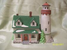 "Dept. 56 New England Village Series ""Craggy Cove Lighthouse"" (5930-7)"