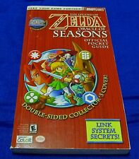 GBC - Legend of Zelda Oracle of Ages / Seasons Brand New Strategy Guide ~ pocket
