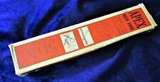 VVintage APEX KEEN EDGE KNIFE SHARPENER in original box w instructions