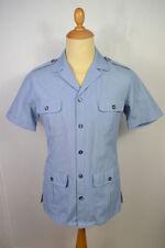 Cotton Blend Four Button Regular Suits & Tailoring for Men