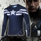 Maschi Batman Marvel Supereroi Deadpool Lunga/Maniche Maglietta ciclismo T-Shirt