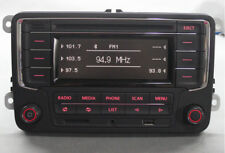 VW Autoradio RCN210 Bluetooth CD USB AUX GOLF TOURAN TIGUAN PASSAT POLO CADDY CC